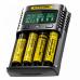 Зарядное устройство Nitecore UM4 (4 канала)