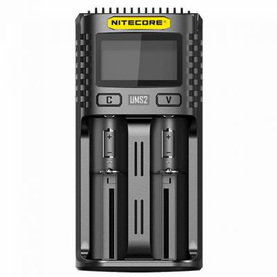 Зарядное устройство Nitecore UMS2 (2 канала)