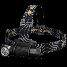 Фонарь налобный Nitecore HC33 (Cree XHP35 HD, 1800 люмен, 8 режимов, 1x18650)