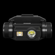 Фонарь налобный Nitecore HC65M (Cree XM-L2 U2, 1000 люмен, 11 режимов, 1x18650, USB)