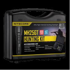 Набор для ночной охоты Nitecore MH25GT, в подарочном кейсе