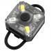 Фонарь налобный Nitecore NU05 KIT (4xLED + RED LED, 5 режимов, USB)