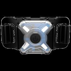 Фонарь налобный сигнальный Nitecore NU05 MI (IR + GREEN LED, 4 режима, USB)