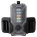 Фонарь налобный Nitecore NU07 LE (Red, White, Yellow, Blue, Green LED, 15 люмен, 11реж., USB Type-C)