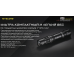 Фонарь Nitecore P10i (Luminus SST-40-W, 1800 люмен, 4 режима, 1x21700, USB Type-C)