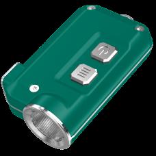 Фонарь Nitecore TINI (Cree XP-G2 S3 LED, 380 люмен, 4 режима, USB), зеленый