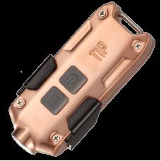 Фонарь Nitecore TIP Cu (Cree XP-G2, 360 люмен, 4 режима, USB), медный