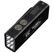 Фонарь Nitecore TM10K с OLED дисплеем (6xCree XHP35 HD, 10000 люмен, 5 режимов, Type C)