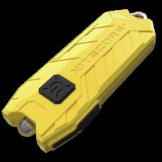 Фонарь Nitecore TUBE V2.0 (1 LED, 55 люмен, 2 режима, USB), желтый